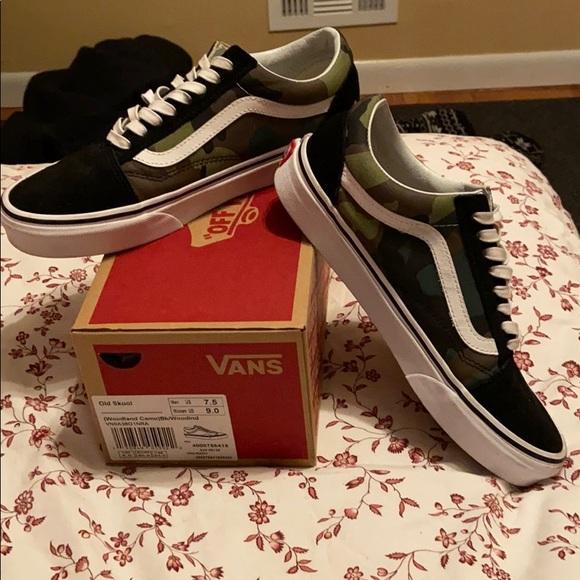 Vans Shoes | Vans Old Skool Woodland